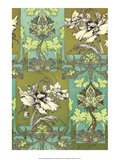 Art Nouveau Flower, Plate 31 Poster by Jules-Auguste Habert-Dys