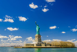 The Statue of Liberty Photographic Print by  Vividus
