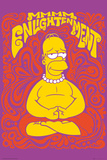 The Simpsons Enlightenment Prints