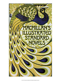 Vintage Poster Advertising Macmillan's Novels - Tablo