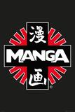 Manga Logo Prints