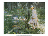 The Thorn Bush, 1887 Prints by Anders Leonard Zorn