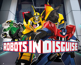 Transformers Robots In Disguise Bilder