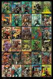 Dc Comics Forever Evil Compilation Affiches
