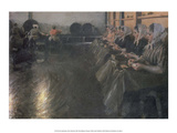 The Large Brewery, 1890 Print by Anders Leonard Zorn