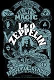 Led Zeppelin Wembley Kunstdrucke