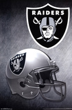 Oakland Raiders- Helmet 2015 Prints
