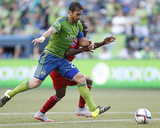 Mls: FC Dallas at Seattle Sounders FC Foto af Jennifer Nicholson