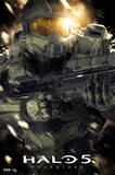 Halo 5 Master Chief Poster