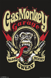 Gas Monkey Garage- Graphic Prints