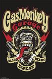 Gas Monkey Garage- Graphic Prints