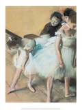 Dance Examination, 1880 Posters by Edgar Degas