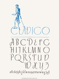 Alphabet, Typography Prints