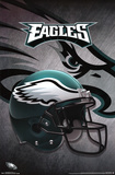 Philadelphia Eagles- Helmet 2015 Posters