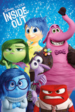 Inside Out (Characters) Posters