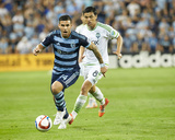 Mls: Seattle Sounders FC at Sporting KC Photo af Gary Rohman/MLS/USA TODAY Sports