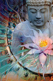 Buddha- Living Radiance Poster