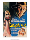 Vintage Movie Poster - Out of the Past Posters