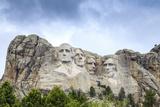 Presidents of Mount Rushmore National Monument. Photographic Print by  Sopotniccy