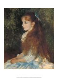 Irene Cahen d'Anvers, 1879 Plakater af Pierre-Auguste Renoir