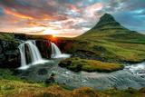 Iceland Photographic Print by  TTstudio