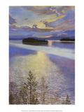 Sea View, 1901 Posters by Akseli Gallen-Kallela
