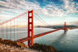 Golden Gate Bridge, San Francisco Photographic Print by vent du sud