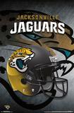Jacksonville Jaguars- Helmet 2015 Posters