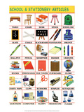 Indian Educational Chart - School & Stationery Prints