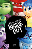 Inside Out (Silhouette) Poster