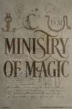 Harry Potter- Ministry Of Magic Print