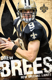 New Orleans Saints- Drew Brees 2015 Posters