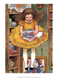 Alice in Wonderland Prints by M L Kirk