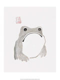 Japanese Frog Plakater