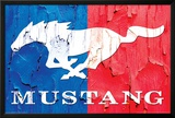 Ford- Mustang Logo Posters