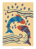 India Folk Art, Fish Art