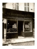 Boulangerie, Paris, 1926 Prints by Eugene Atget