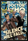 Doctor Who-Silence Will Fall Comic Cover Poster