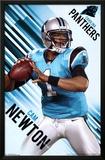 Cam Newton Carolina Panthers Posters