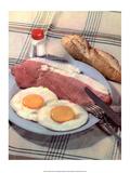Ham & Eggs Art