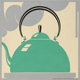 Technical Drawing, 1930s, Kettle Art