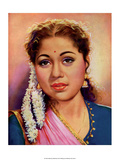 Vintage Bollywood Star, Roy Posters