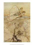 A Midsummer Night's Dream Prints by Arthur Rackham