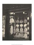 Lingerie Shop, Boulevard de Strasbourg Paris, 1912 Posters by Eugene Atget