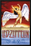 Led Zeppelin - Swan Song Print