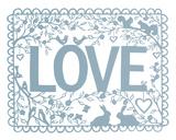 Love Giclee Print by Yasemin Wigglesworth