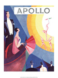 Jazz Age Paris, Apollo Art