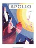 Jazz Age Paris, Apollo Posters