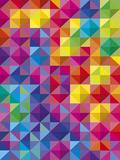 Rainbow I Giclee Print by Tom Frazier