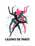 Jazz Age Paris, Casino de Paris Print